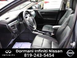 Toyota Corolla S Premium CVT  2014