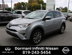 Toyota RAV4 Limited AWD  2017