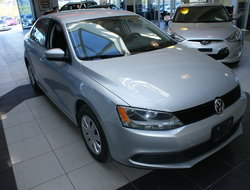 2014 Volkswagen Jetta Trendline+