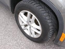 2009 Volkswagen Tiguan 4MOTION