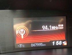 Honda Civic Sedan EX Démarage sans clé Banc chauffants Bluetooth USB  2015