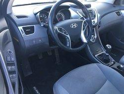 Hyundai Elantra GLS MANUELLE 6VITESSES TOIT OUVRANT  2011