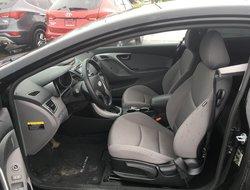 Hyundai Elantra Gl Coupé 2 portes  2014