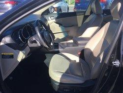 Kia Optima EX Turbo  2013