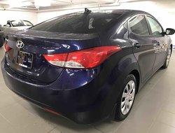 Hyundai Elantra GL GARANTIE PROLONGÉE  2013