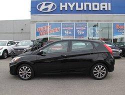 Hyundai Accent TOIT, MAGS ET A/C  2017