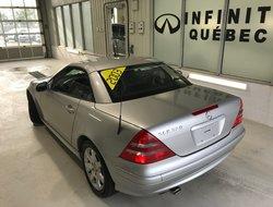 Mercedes-Benz SLK-Class 3.2L  2003