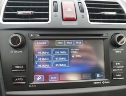 Subaru Impreza EDITION PZEV 2.5L AWD 4X4 CAMERA DE RECUL  2015