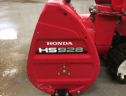Honda HS928TCD