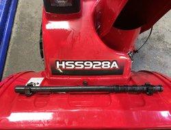 Honda HSS928CT