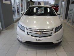 2014 Chevrolet Volt ELECTRIQUE* CUIR *gar.full GM 22-10-18 / 100.000KM