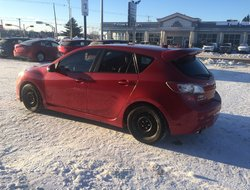 Mazda Mazda3 Mazdaspeed3  2011