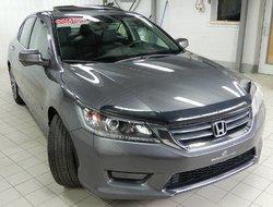 Honda Accord Sedan EX-L- CUIR-CAMÉRA LATÉRALE-SIÈGE ÉLECT & CHAUFFANT