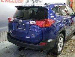 Toyota RAV4 XLE  2014