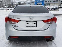 Hyundai Elantra Coupe GLS, SIÈGES CHAUFFANTS, BLUETOOTH, TOIT OUVRANT,  2013