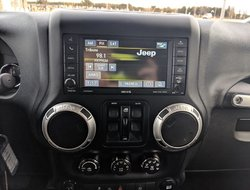 Jeep Wrangler Unlimited Sahara UNLIMITED, GPS, 2 TOITS  2017