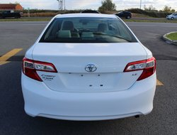 Toyota Camry LE BLUETOOTH CAMÉRA RECUL SIÈGES CHAUFFANTS  2013