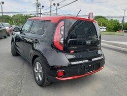 Kia SOUL EV EV Luxury w/Black/Red, 100% electrique  2018