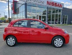 Nissan Micra SV, certifie,17 032km, jamais accidenté, bluetooth  2015