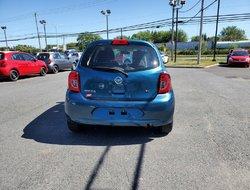 Nissan Micra SV, véhicule d'occasion certifié  2016