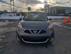 Nissan Micra SR, certifié jamais accidenté  2017