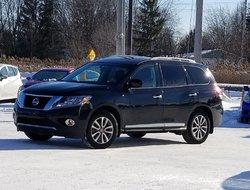 Nissan Pathfinder SL tech, certifie jamais accidente, gps, camera  2016