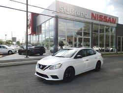 Nissan Sentra 1.8 SV Midnight Edition, 383 km neuf !!!!  2018