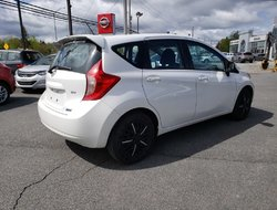 Nissan Versa Note 1.6 SV, CERTIFIÉ, jamais accidenté  2014