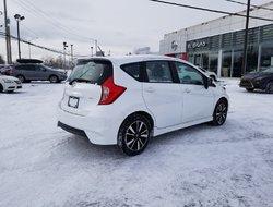 Nissan Versa Note 1.6 SR, CERTIFIÉ JAMAIS ACCIDENTÉ  2018