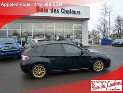 Subaru Impreza WRX STI w/Tech Pkg, Gold Whl