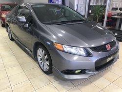 Honda Civic Cpe Si NAV