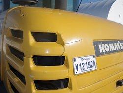 Komatsu WA95-3 Moteur Yanmar 74 hp  2001