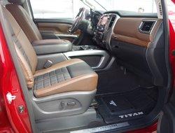 Nissan Titan XD PLATINE RESERVE  2018