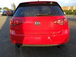 Volkswagen Golf GTI Performance  2015