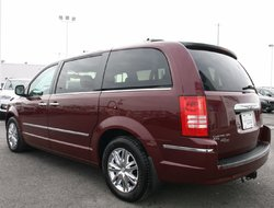 2009 Chrysler Town & Country Limited CUIR+DVD+GPS