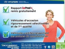 Hyundai Santa Fe DEMARREUR A DISTANCE  2013