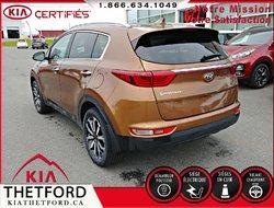 Kia Sportage EX AWD ANDROID AUTO/APPLE CARPLAY VOLANT CHAUFFANT