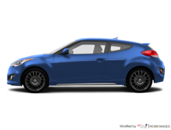 Hyundai Veloster Turbo ÉDITION RALLY 2016