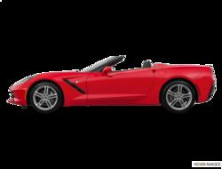 Chevrolet Corvette Cabriolet Stingray 1LT 2017