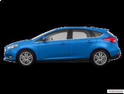 Ford Focus à Hayon TITANIUM 2017