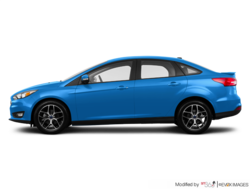 Ford Focus Berline SEL 2017