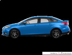 Ford Focus Berline SEL 2017