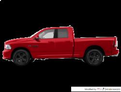 RAM 1500 ÉDITION NIGHT 2017