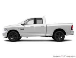 RAM 1500 ÉDITION NIGHT 2018