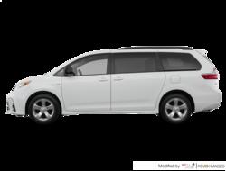 2018 Toyota Sienna BASE Sienna