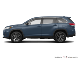 2019 Toyota Highlander LE V6 FWD