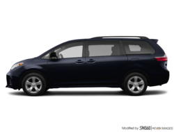 2020 Toyota Sienna CE FWD 7-PASS