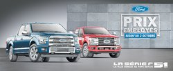 Ford F-150: 50 years at the top and still  entrenched