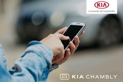 Nouveau service chez Kia Chambly!