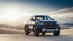 First LOOK - Ford Ranger Raptor 2019